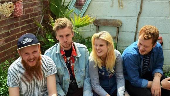 Claws - Surf Alternative Pop Alternative Punk Surf Indie Live Act in Norwich