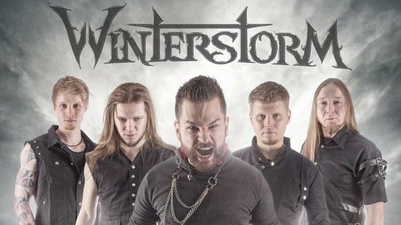 Winterstorm - Metal Heavy Metal Rock Melodic Power Metal Live Act in Creußen