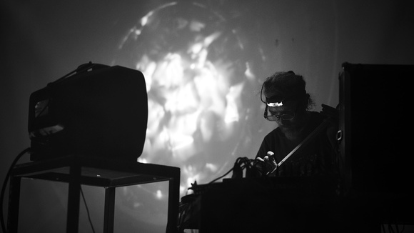 Sonifer - Electronic Music Experimental Techno Electro Improvisation Live Act in Wien