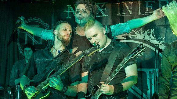Nox Interna - Gothic Rock Live Act in Berlin