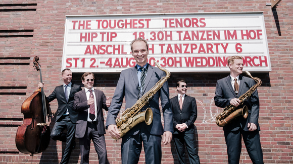 The Toughest Tenors - Jazz Live Act in Berlin