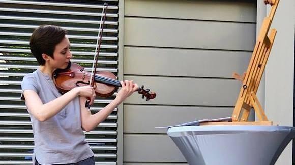 Nina Osina - Klassik Melodic Live Act in Kassel