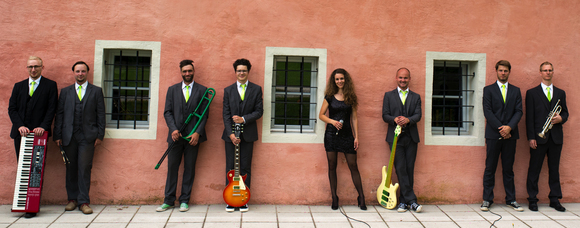 TBH Club - Cover Pop Funk Rock Gala Live Act in Kirchdorf