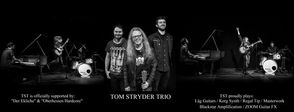 Tom Stryder - Rock Blues Acoustic Pop Rock Cover Live Act in Nidda