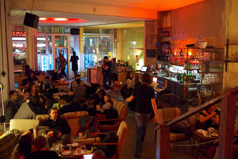 Berlin Bar/ Club TBA