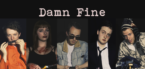 Damn Fine - Pop Rock Soul Live Act in Liverpool