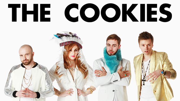 The Cookies - Electronic Rap Drum 'n' Bass Pop Rock Live Act in Warsaw