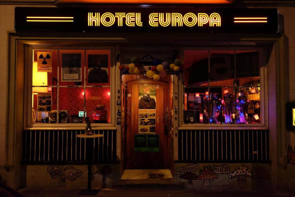 Gig At Dein Hotel Europa Sudstadt Kultur Ev Aachen 2017 12 14