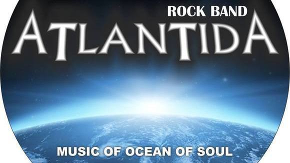 ATLANTIDA - Rock Live Act in RIGA