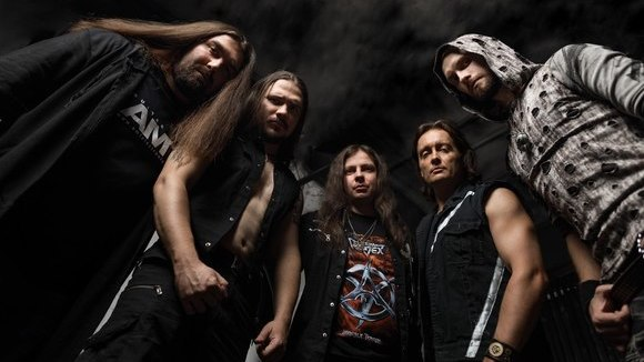 Arida Vortex - Power Metal Heavy Metal Rock Melodic Power Metal Live Act in Moscow