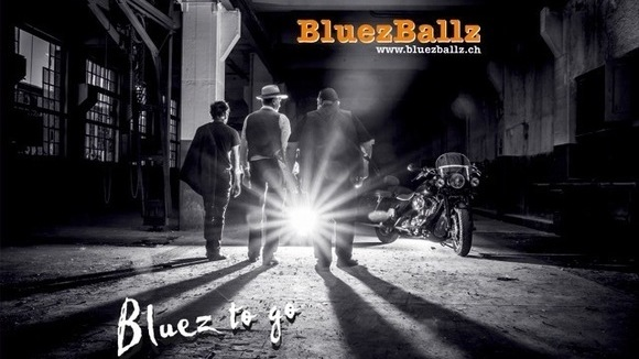 bluezballz - Blues Rock Live Act in bern