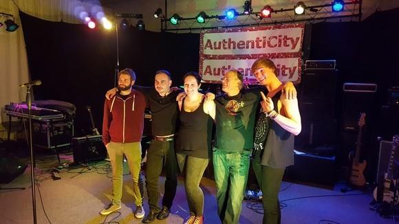 AuthentiCity - Rock Grunge Punk Alternative Rock Garage Rock Live Act in Bielefeld