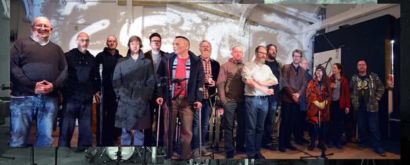 Some Some Unicorn - Avantgarde Jazz Experimental Free Improvisation Drone Live Act in Dalton