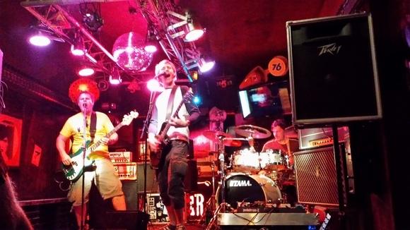 Twite - Stoner Rock Rock Live Act in Peine