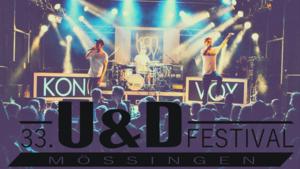 Co-Headliner Mainstage - Umsonst&Draußen Mössingen