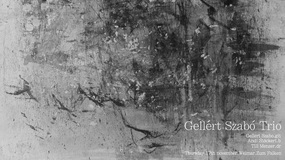 Gellert Gellert - Avantgarde Jazz Noise Jazz Electro Avantgarde Live Act in Weimar
