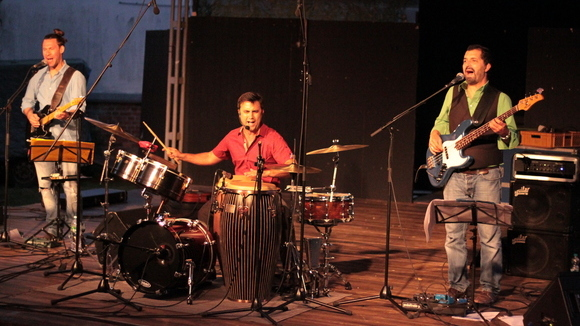 Waltermartineztrio - Salsa Pop Funk Latin Live Act in Rostock