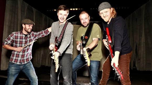 Halbe Farben - Deutsche Texte Pop Rock Live Act in Schalkau
