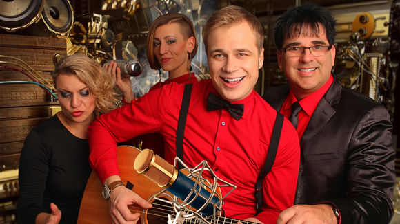 Express Partyband  - Cover Disco Pop Schlager Cover Live Act in Hoyerswerda