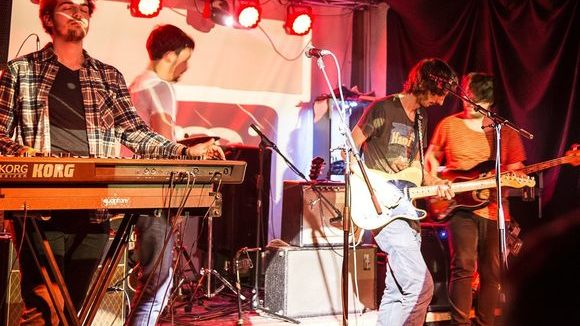 Quantum Drive - Psychedelic Rock Shoegaze Rock Garage Rock Live Act in cluj-napoca