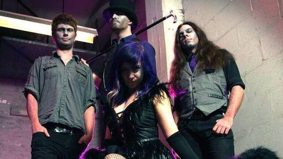 Novacrow - Hard Rock Hard Rock Metal Heavy Metal Rock Live Act in Liverpool