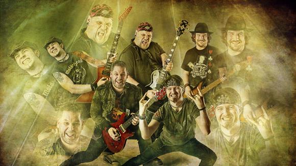 WildShift - Hard Rock Heavy Rock Heavy Metal Rock Sleaze Rock Live Act in Essenbach
