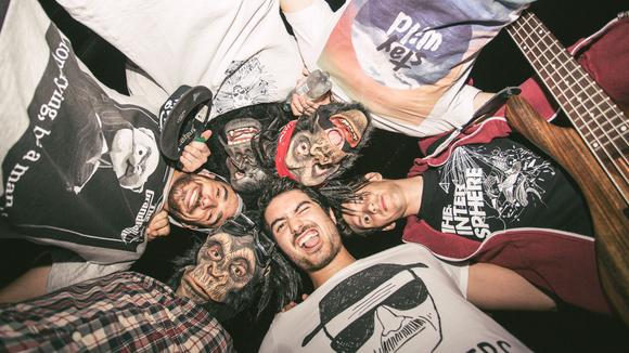Mustache Monkeys - Indie Indiepop Rap Alternative Hip-Hop Rock Live Act in Wertheim am Main