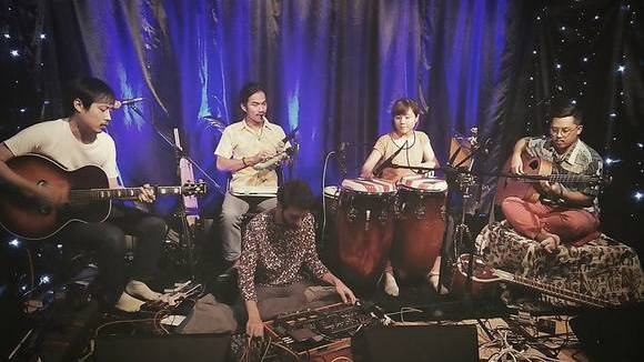 YAAN - Worldmusic Experimental Worldbeat Psychedelic Soundscape Live Act in Bangkok