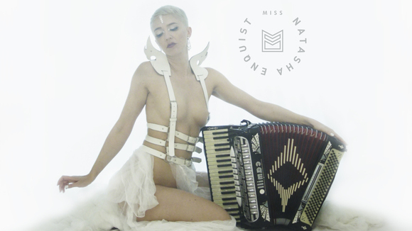 Miss Natasha Enquist - Alternative Pop Pop Electro Electronic Live Act in Berlin