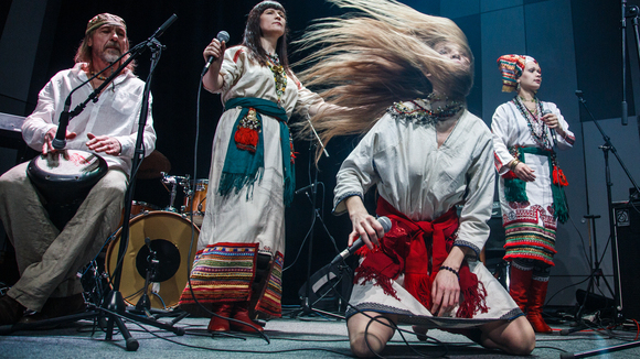 OYME - Worldmusic Folk Rock Folk New Folk Folktronica Live Act in Moscow