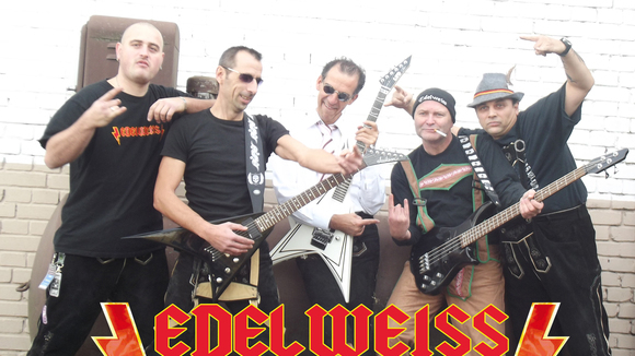 EDELWEISS - Rock Live Act in Mannheim