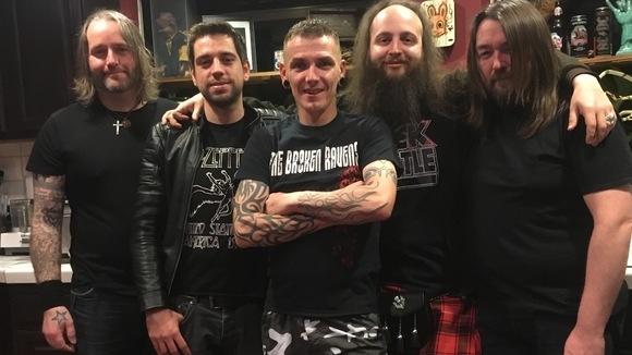 The Broken Ravens - Alternative Rock Garage Rock Live Act in Stornoway