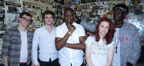Farai & The Forest Dawn  - African Alternative Pop Soul Melodic Live Act in London
