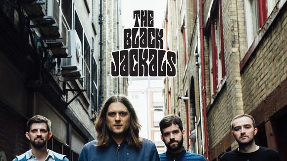 The Black Jackals - Rock Live Act in Liverpool