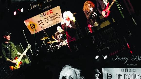 The Dignities  - Rock Punk Rock Alternative Rock Oldschool Live Act in Edinburgh