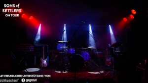 Sons of Settlers Toursupport // Bielefeld