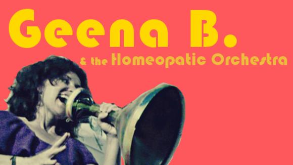 Geena B. & the Little Jail Orchestra - Alternative Folk Americana Acoustic Original folk-blues Live Act in Hamburg