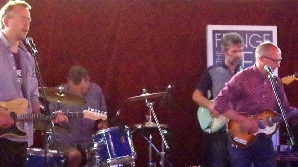 The Native Apes - Alternative Rock Folk Rock Rock Indie Live Act in Edinburgh