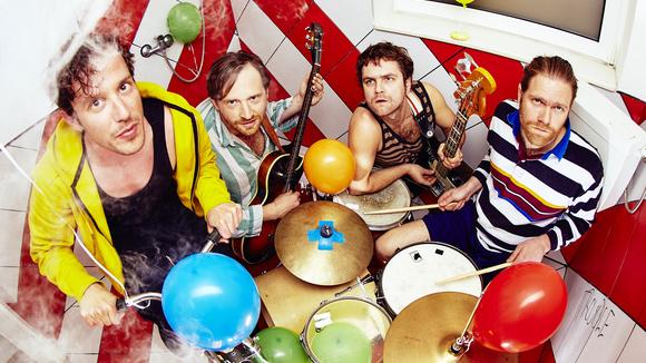 ElectricRayandTheShockers - Rock Alternative Indiepop Punk Rock Live Act in Linz