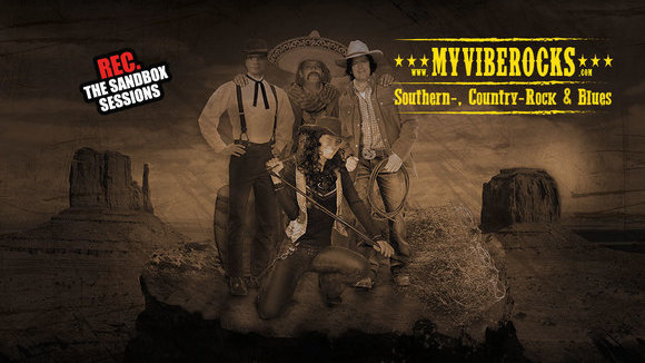 MyVibeRocks - Acoustic Blues Rock Rock Alternative Country Southern Rock Live Act in Woltersdorf