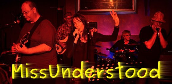 Miss Understood - Blues Funk Rock Live Act in Köln