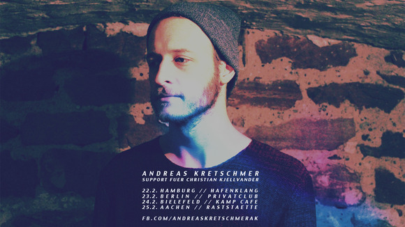 Andreas Kretschmer - Indiepop Singer/Songwriter Indiepop Pop Rock Live Act in Aschaffenburg