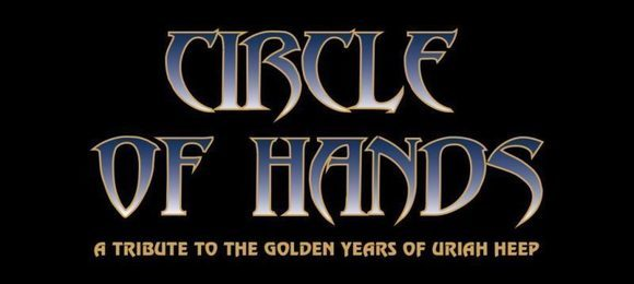CIRCLE OF HANDS - Rock Rock Cover Live Act in Karlsruhe