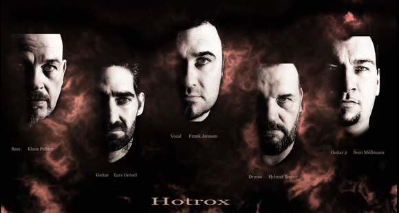 Hotrox - Rock Live Act in Krefeld