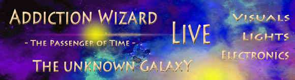Addiction Wizard  - Chill-Out Ambient Electronic Music Dance Music Electropop Live Act in Gauern (b.Gera)