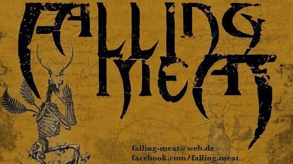 FALLING MEAT - Death Metal Modern Prog Metal Metal Alternative Metal Rock Live Act in Arnstadt
