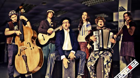 Turbo Sapienowa - Tanzmusik Polka Ska Worldmusic Tanzmusik Live Act in Gießen