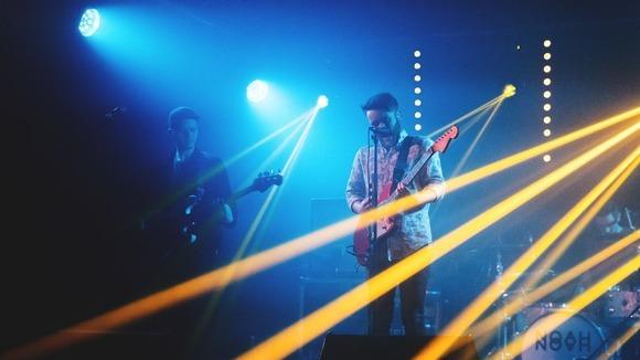 NOAH NOAH - Indiepop Pop Rock Electro Indie Live Act in Edinburgh