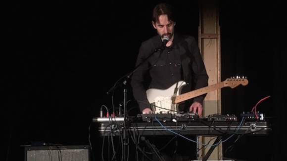 Publisher - Alternative Electronica Ambient Electronic Indie Live Act in Edinburgh