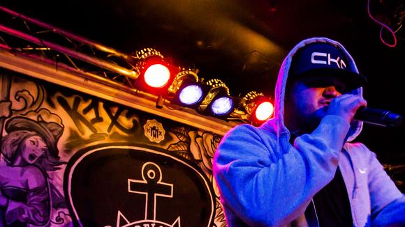 CKC - Rap Rap Live Act in München